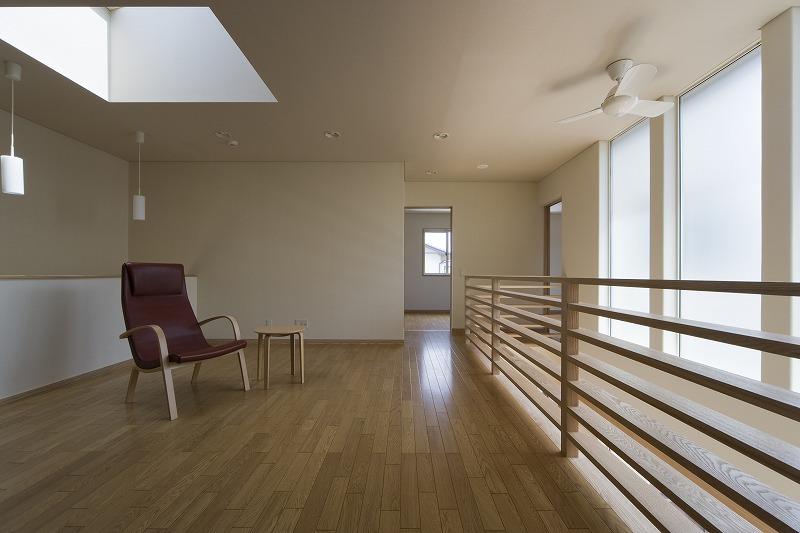 ALLの高級注文住宅「ウッドデッキを囲む家」2