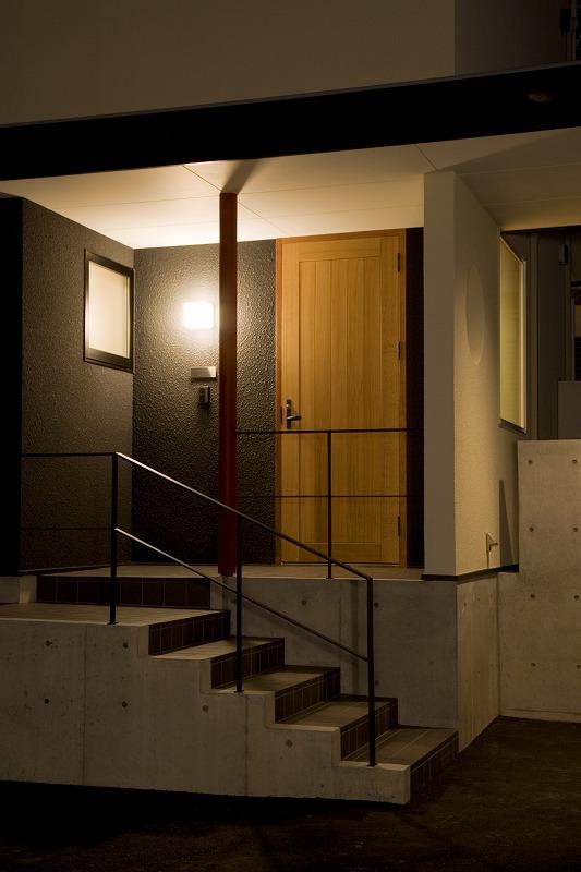 ALLの高級注文住宅「ウッドデッキを囲む家」12