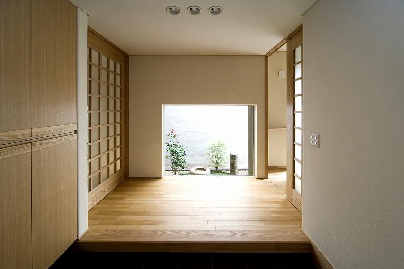 ALLの高級注文住宅「京町家を感じる家」1