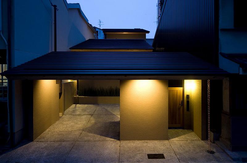 ALLの高級注文住宅「京町家を感じる家」10