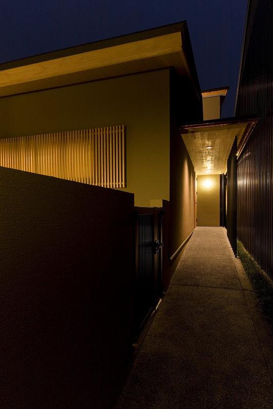 ALLの高級注文住宅「京町家を感じる家」12