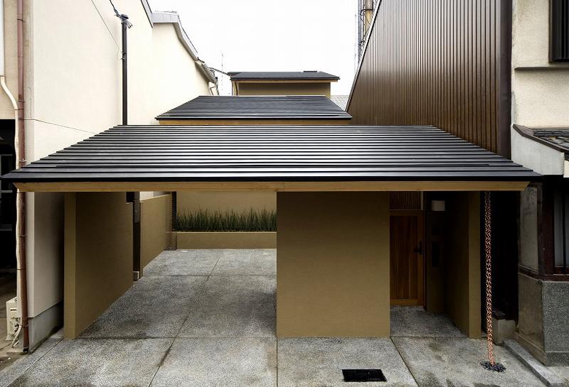 ALLの高級注文住宅「京町家を感じる家」2