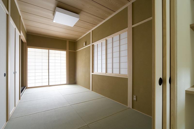 ALLの高級注文住宅「京町家を感じる家」8