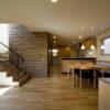 ALLの高級注文住宅「室内にレンガをあしらった家」詳細2