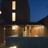 ALLの高級注文住宅「赤レンガとフラットルーフの家」詳細1