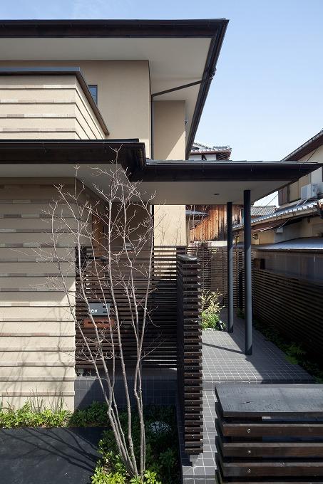 ALLの高級注文住宅「深草の家」1