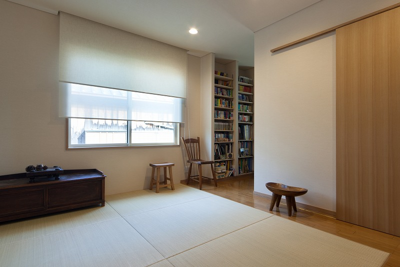 ALLの高級注文住宅「深草の家」10