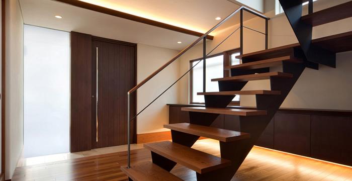 完全自由設計施工 ALLの高級注文住宅 CASE 08 オリエンタルデザインの家