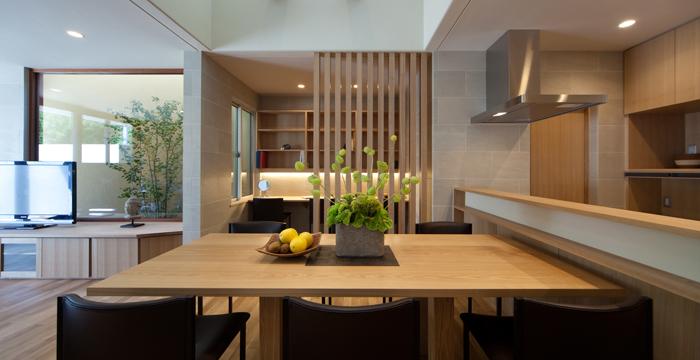 完全自由設計施工 ALLの高級注文住宅 CASE 12 団欒の家