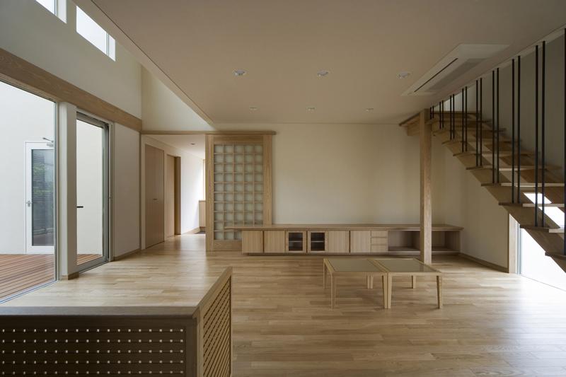 ALLの高級注文住宅「ウッドデッキを囲む家」5