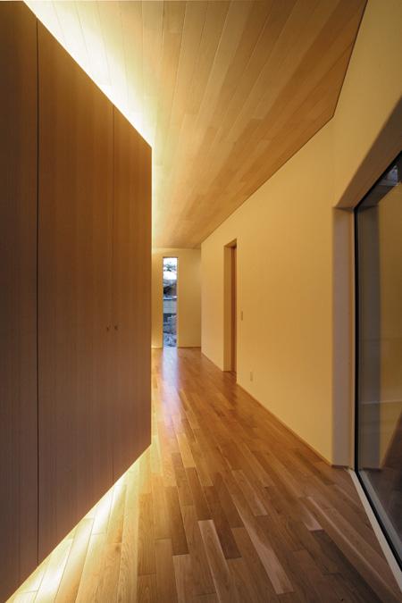 ALLの高級注文住宅「二線の美を重ねる家」12