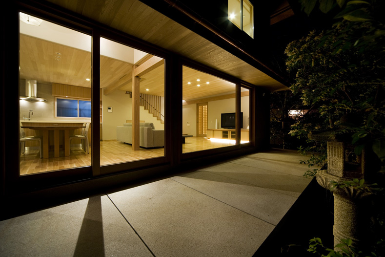 ALLの高級注文住宅「二線の美を重ねる家」13