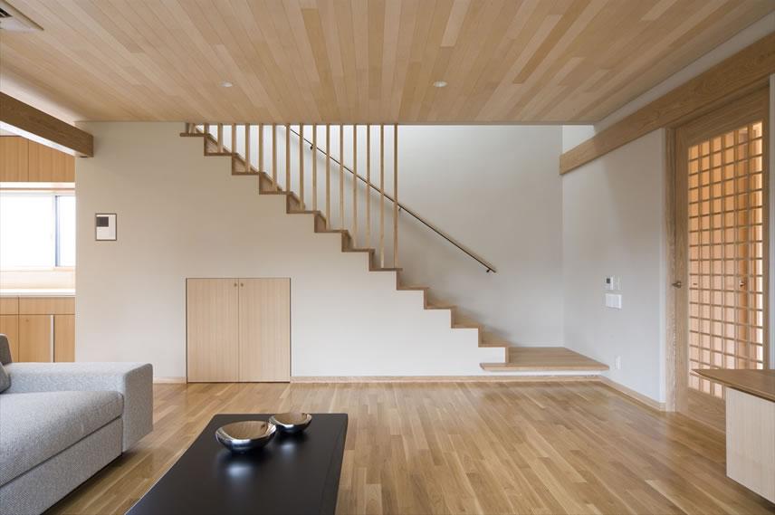ALLの高級注文住宅「二線の美を重ねる家」18