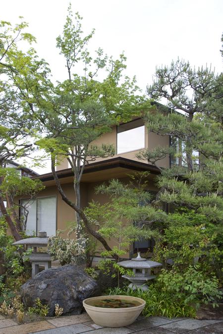 ALLの高級注文住宅「二線の美を重ねる家」3