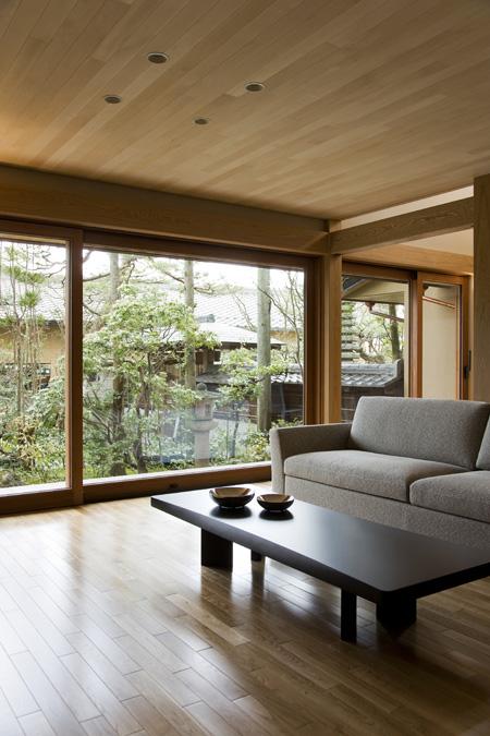 ALLの高級注文住宅「二線の美を重ねる家」5