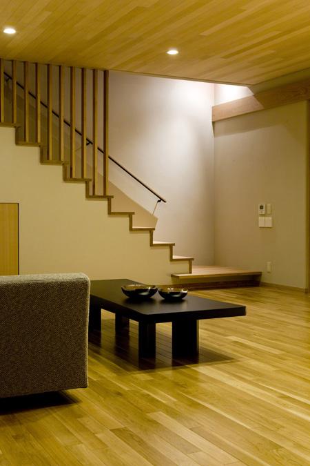 ALLの高級注文住宅「二線の美を重ねる家」6