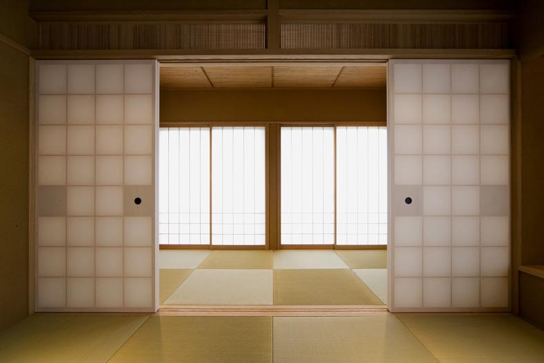 ALLの高級注文住宅「二線の美を重ねる家」9