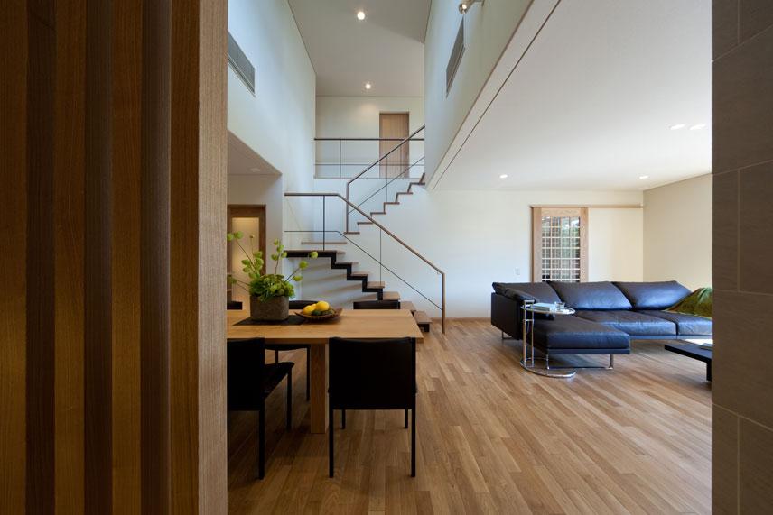 ALLの高級注文住宅「団欒の家」13