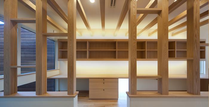 完全自由設計施工 ALLの高級注文住宅 CASE 13 西陣の家