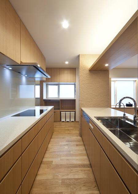 ALLの高級注文住宅「囲われた開放的な家」12