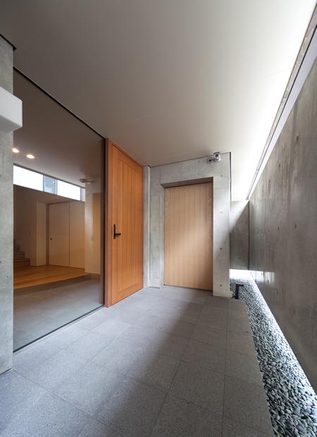 ALLの高級注文住宅「囲われた開放的な家」4