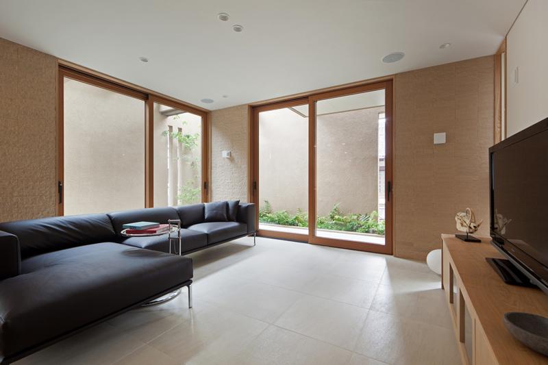 ALLの高級注文住宅「囲われた開放的な家」8