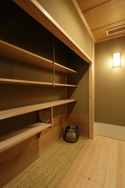 ALLの高級注文住宅「上原永山堂」21