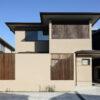 ALLの高級注文住宅「二つの坪庭と暮らす家」詳細1