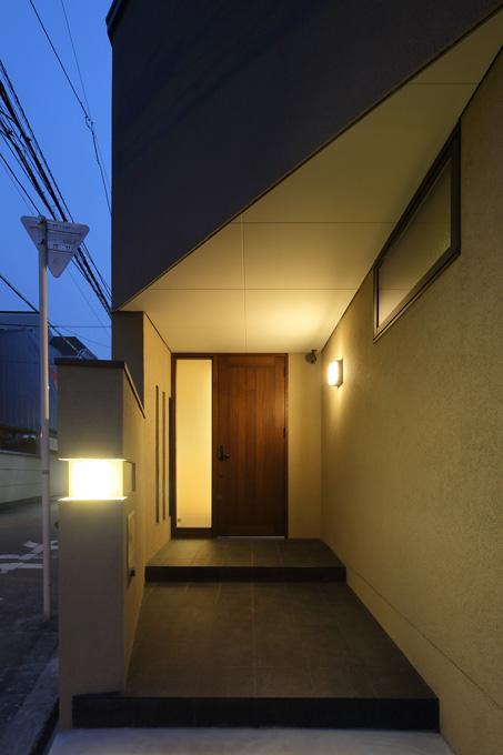 ALLの高級注文住宅「阿倍野の家」11