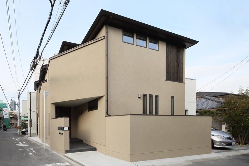ALLの高級注文住宅「阿倍野の家」12