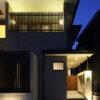 ALLの高級注文住宅「二つの坪庭と暮らす家」詳細2