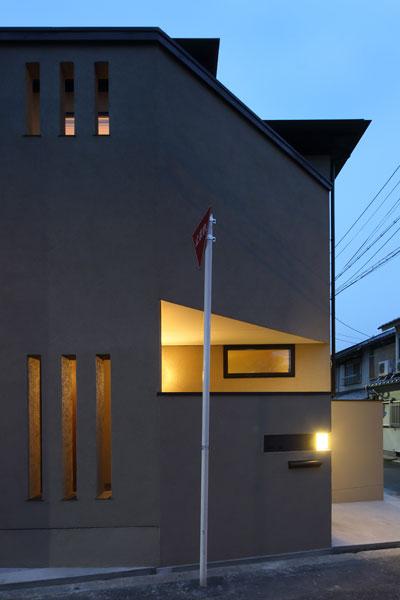 ALLの高級注文住宅「阿倍野の家」2