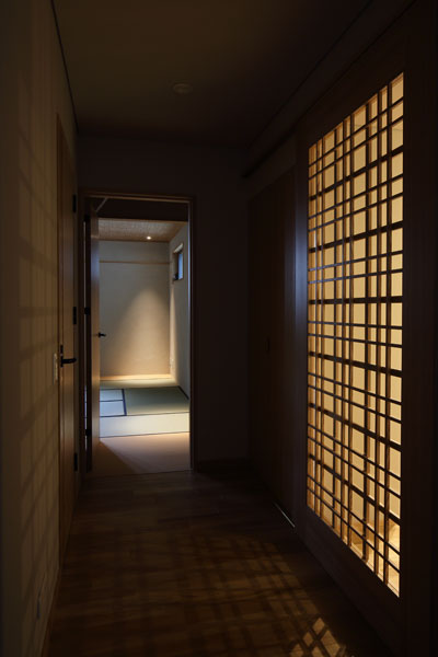 ALLの高級注文住宅「阿倍野の家」4