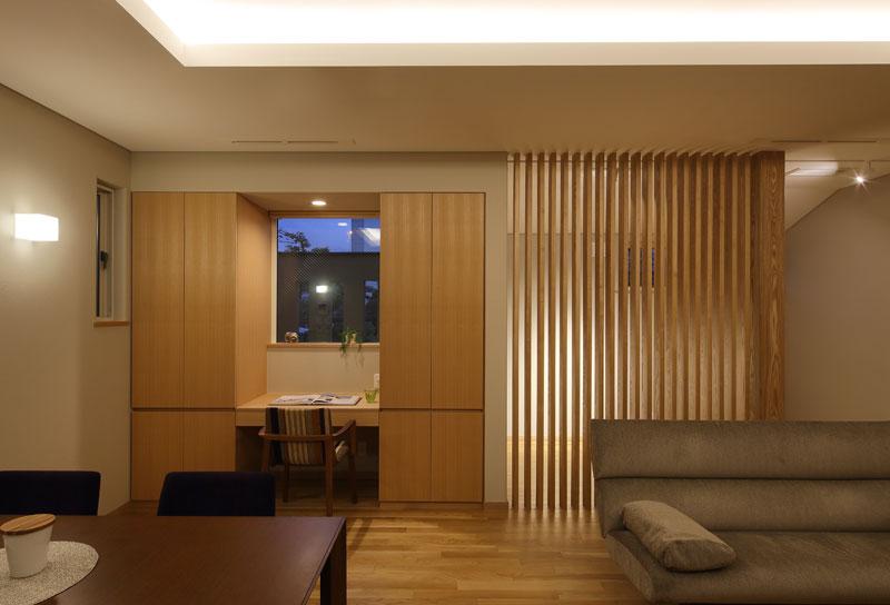 ALLの高級注文住宅「阿倍野の家」5