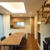ALLの高級注文住宅「二つの坪庭と暮らす家」詳細6