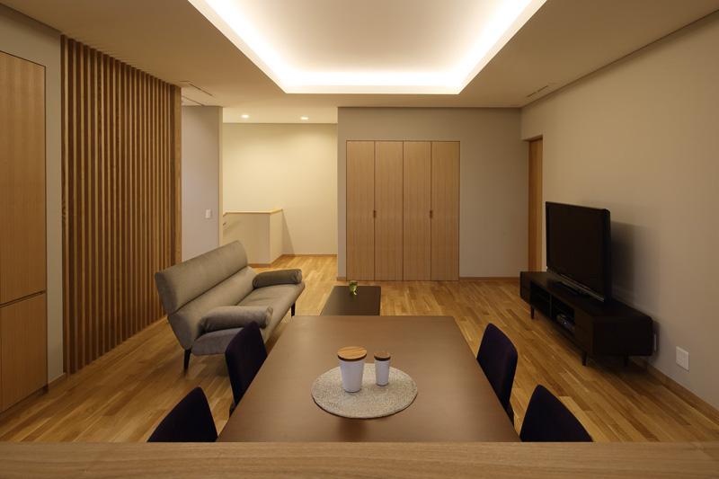 ALLの高級注文住宅「阿倍野の家」7