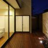 ALLの高級注文住宅「二つの坪庭と暮らす家」詳細9