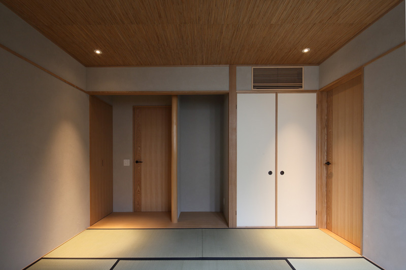 ALLの高級注文住宅「阿倍野の家」9