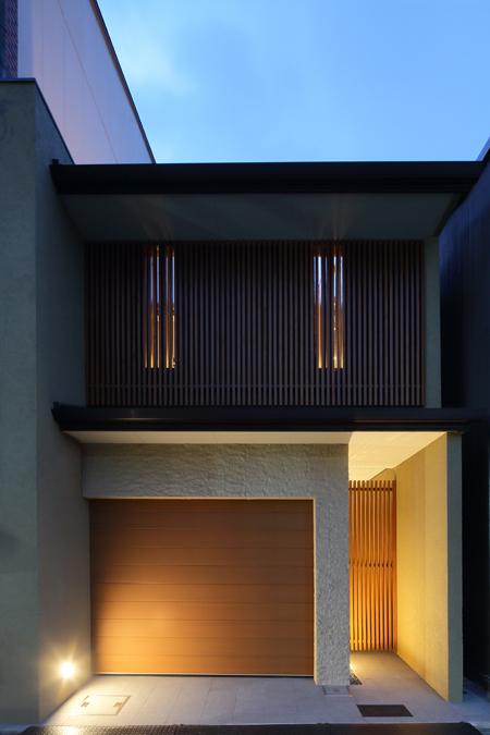 ALLの高級注文住宅「二条通の家」11
