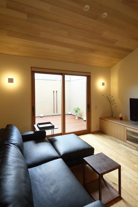 ALLの高級注文住宅「二条通の家」4