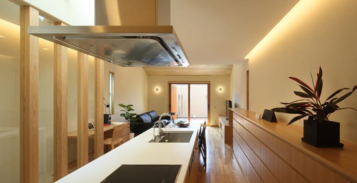 完全自由設計施工 ALLの高級注文住宅 CASE20 二条通の家