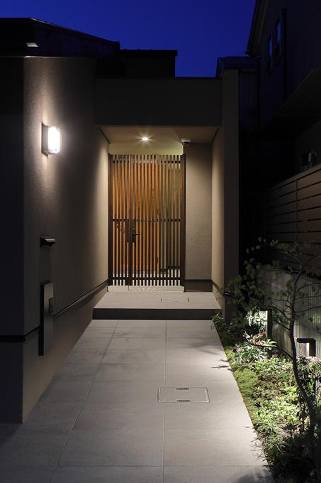 ALLの高級注文住宅「紫竹のコートハウス」13