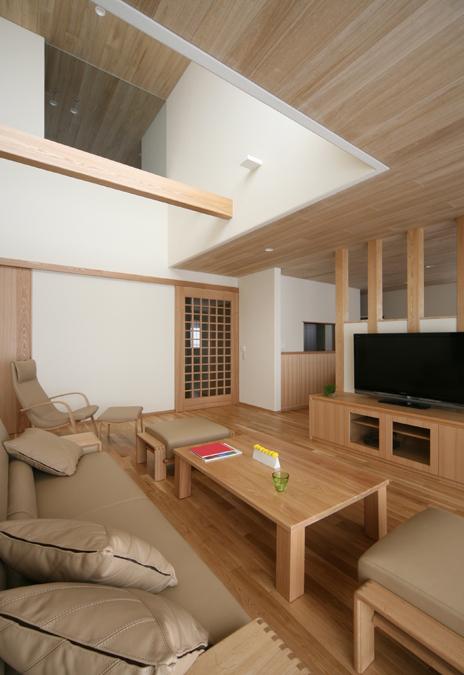 ALLの高級注文住宅「北山の家」3