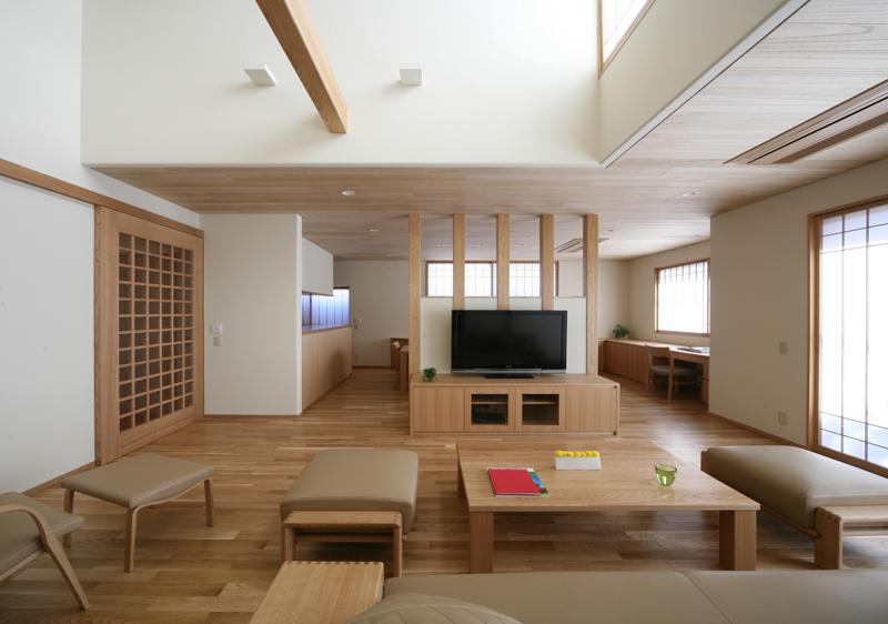 ALLの高級注文住宅「北山の家」4