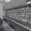 ALLの高級注文住宅「石貼りのモダン住宅」詳細7
