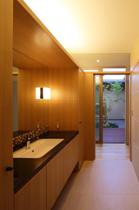 ALLの高級注文住宅「回廊平家」10