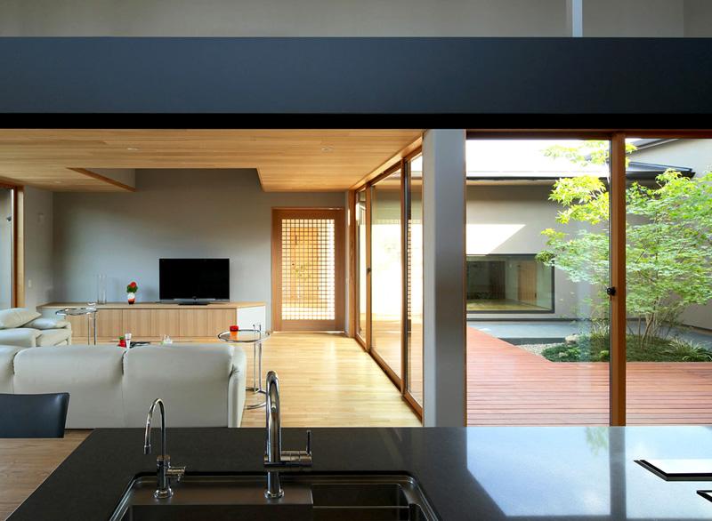 ALLの高級注文住宅「回廊平家」4