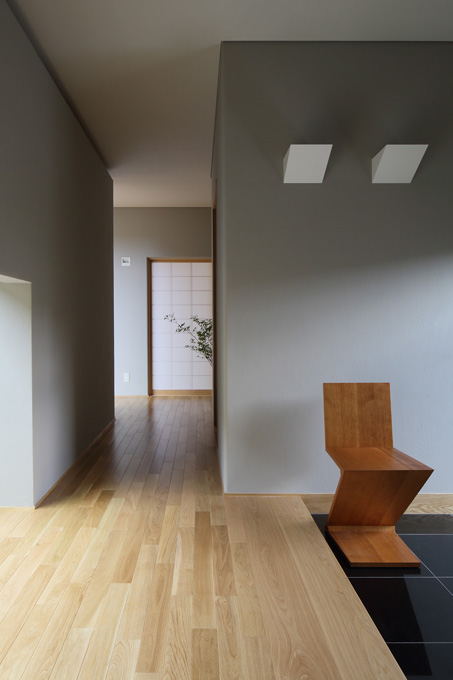 ALLの高級注文住宅「回廊平家」5