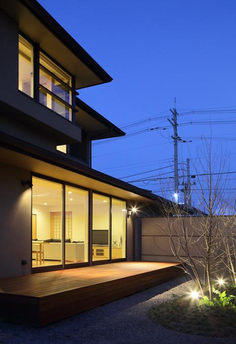 ALLの高級注文住宅「長浜の家」3