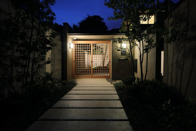 ALLの高級注文住宅「岡崎の家」1